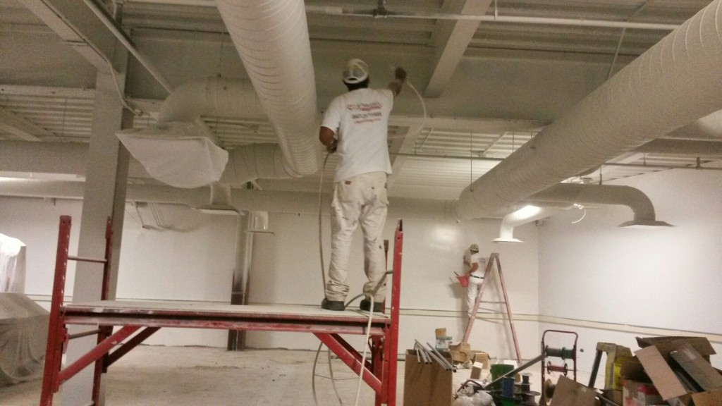 Commercial painting services near me